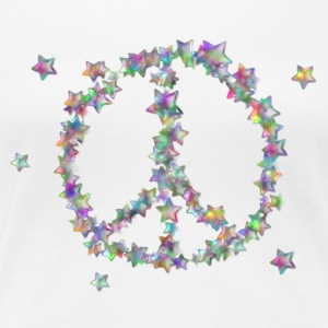 Peace T-Shirts - Frauen Premium T-Shirt