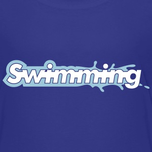 Swimming Shirts - Kids' Premium T-Shirt