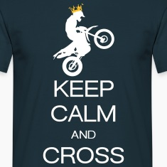 keep calm and cross T-shirts