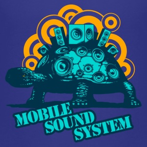 Mobile Sound System T-Shirts - Teenager Premium T-Shirt