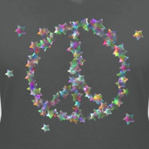 Peace T-Shirts - Women's V-Neck T-Shirt