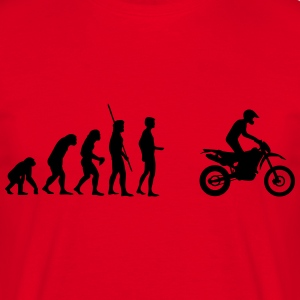 Evolution Standing Enduro drive  T-Shirts - Men's T-Shirt