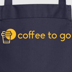 Symbole 2013: Coffee to go Delantales - Delantal de cocina