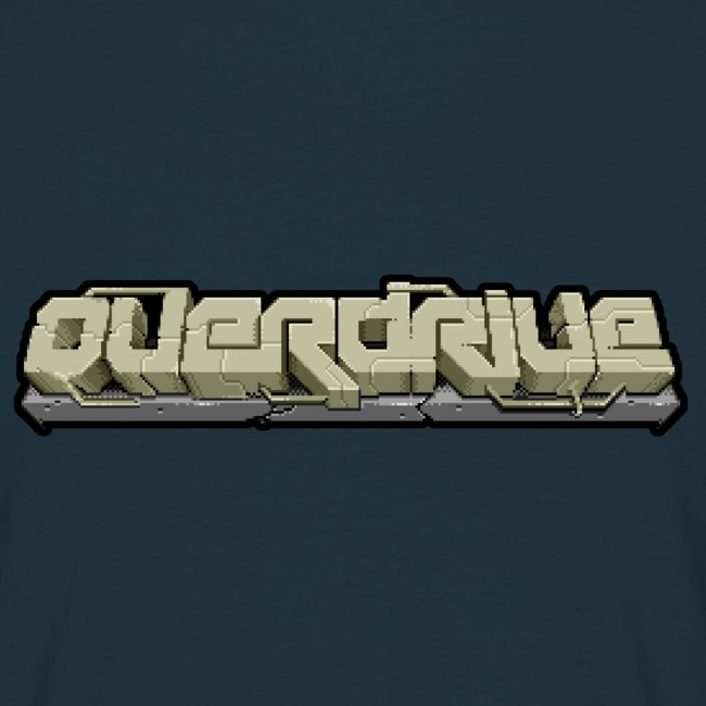 OVERDRIVE w.backprint
