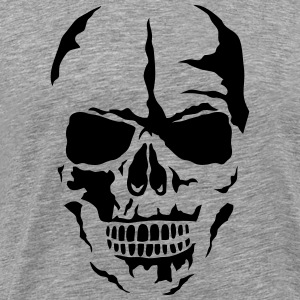 tete mort face skull dead 24 Tee shirts - T-shirt Premium Homme
