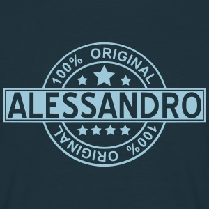 alessandro - T-shirt Homme