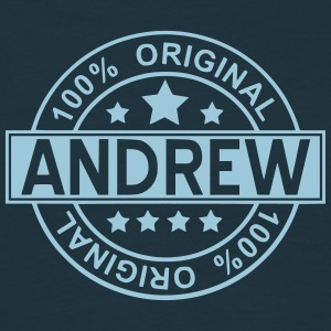 andrew - T-shirt Homme