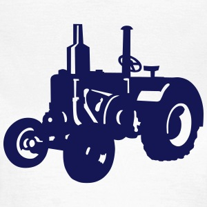 tractor T-shirts - Dame-T-shirt