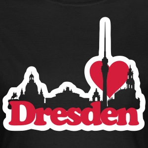 Dresden Love Skyline T-Shirts - Women's T-Shirt