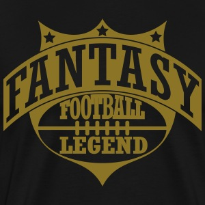 Fantasy Football Legend T-shirts - Premium-T-shirt herr