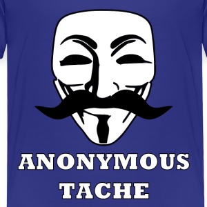 Anonymoustache Shirts - Kids' Premium T-Shirt
