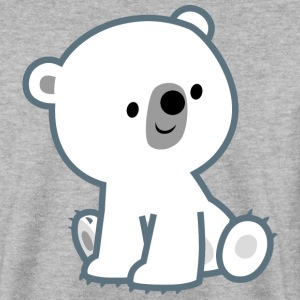 Neugieriges Eisbär Junges- Cheerful Madness!! Pullover & Hoodies - Männer Pullover