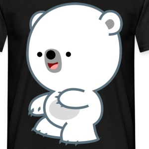 Petit Ours Polaire Espiègle par Cheerful Madness!! Tee shirts - T-shirt Homme