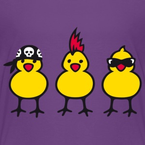 Power Chicks - Kinderen Premium T-shirt