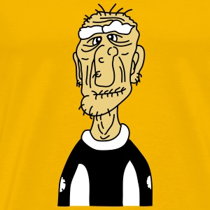 Old Guy T-shirts - Herre premium T-shirt