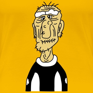 Old Guy T-shirts - Vrouwen Premium T-shirt