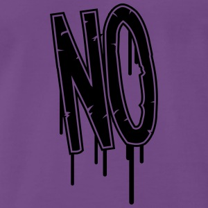 No Graffiti T-shirts - Mannen Premium T-shirt