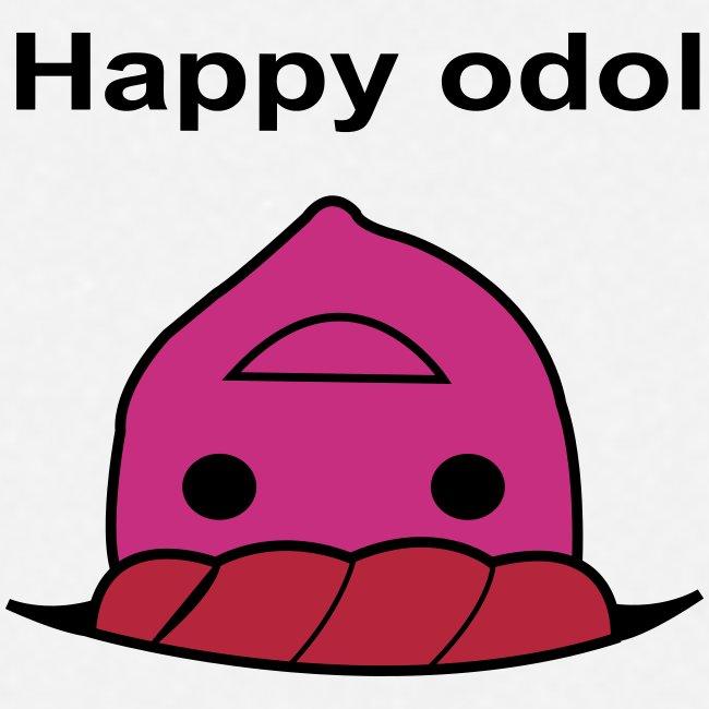 Happy odol cock schort