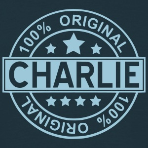 charlie - T-shirt Homme