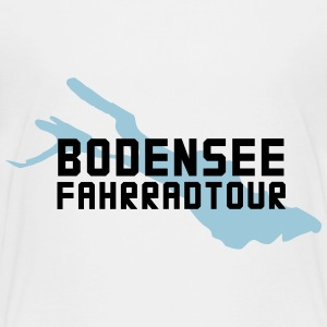 Bodensee Fahrradtour T-Shirts - Teenager Premium T-Shirt