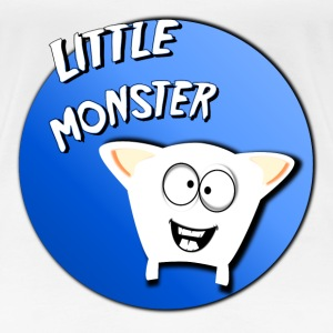 Little monster 1 T-shirts - Vrouwen Premium T-shirt