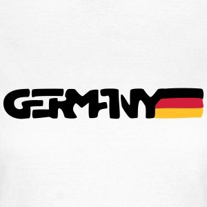 Germany T-Shirts - Frauen T-Shirt
