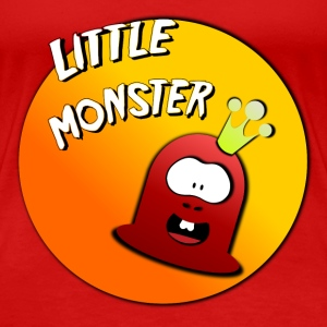 Little monster 2 T-shirts - Vrouwen Premium T-shirt