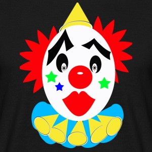 clown T-shirts - Mannen T-shirt