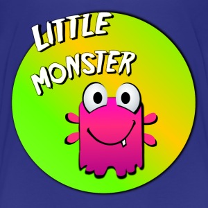 Little monster 3 Shirts - Kinderen Premium T-shirt