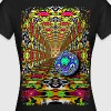 Psychedelic Kaleidoscope Ball - Frauen T-Shirt