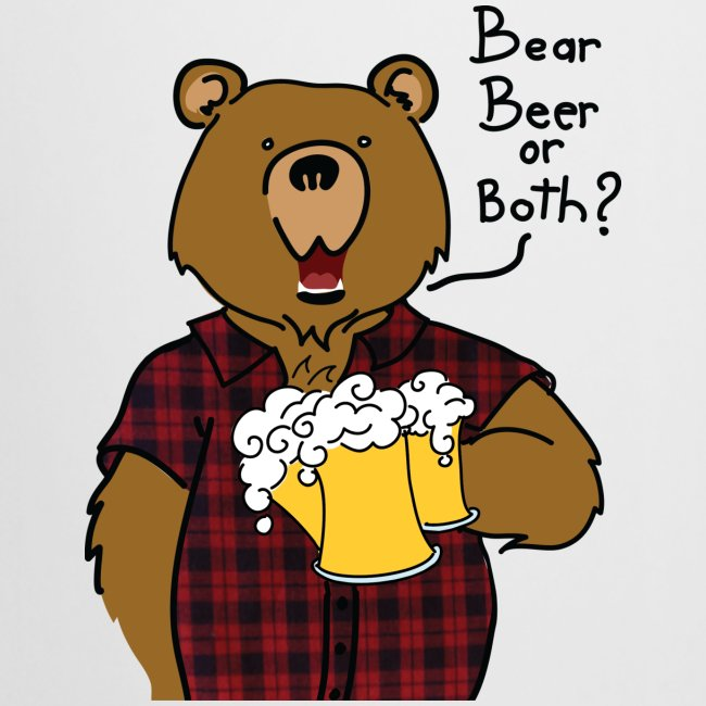 Chope beer bear or both? droite