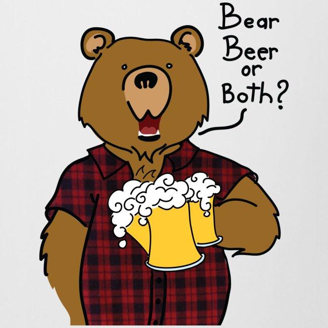 Chope Bear Beer or Both? logo à gauche