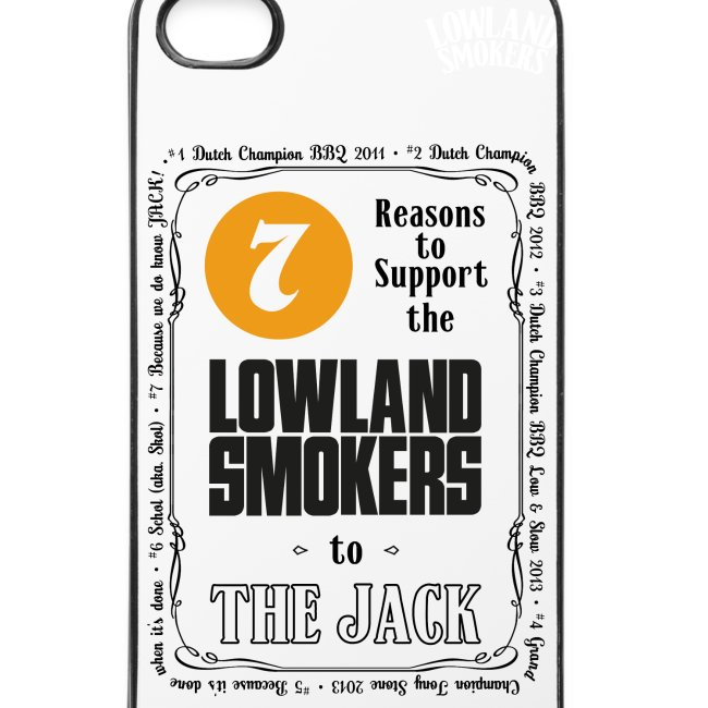 7Reasons iPhone 4/4S Hard Case