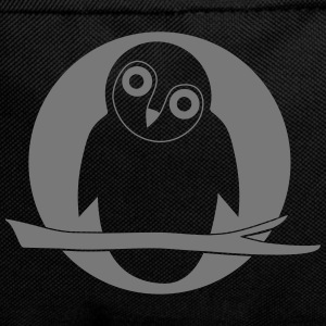 owl owlet night party moon Bags & backpacks - Backpack