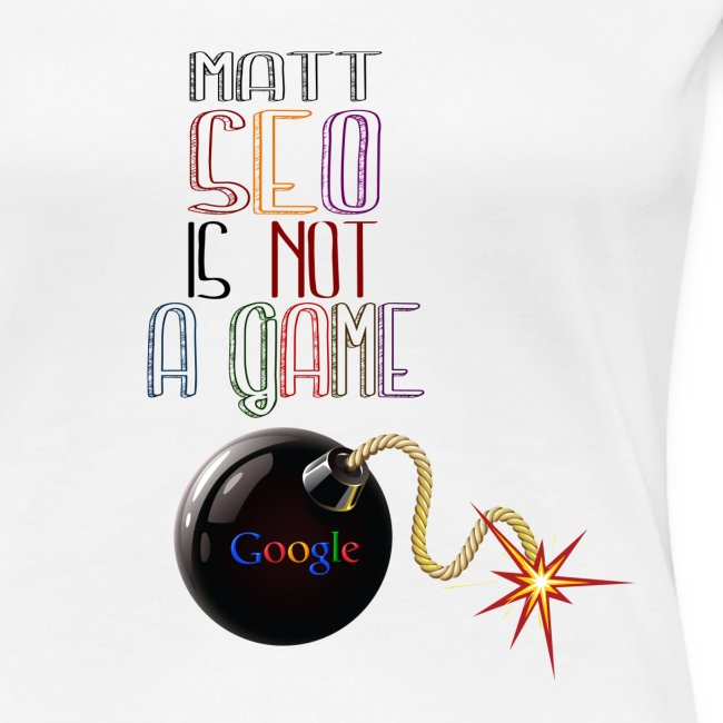 SEO is not a game
