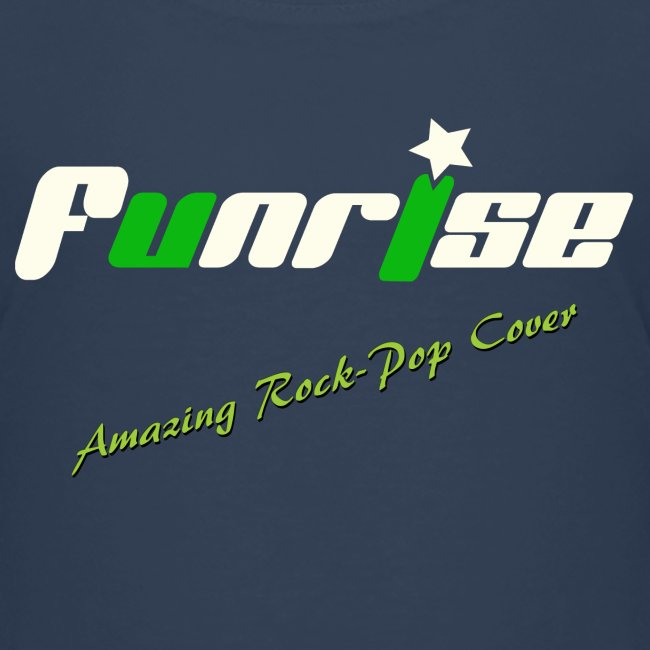 Fan-Shirt Kinder - Druck vorne - Amazing Rock & Pop Cover