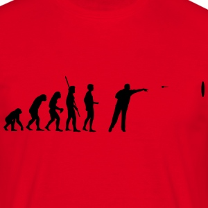 Evolution Dart Shirt - Männer T-Shirt