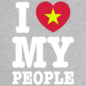 I Heart (Love) My Viet People Shirts - Baby T-Shirt