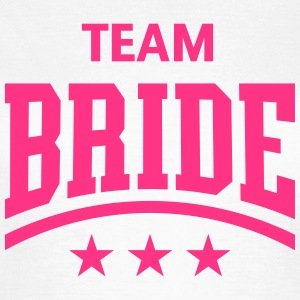 Team Bride (Stars) T-Shirts - Women's T-Shirt