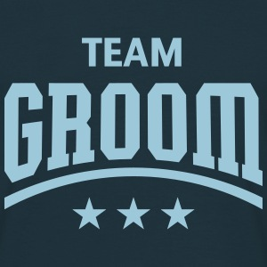 Team Groom (Stars) T-Shirts - Men's T-Shirt