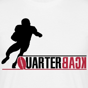 Quarterback T-Shirts - Men's T-Shirt
