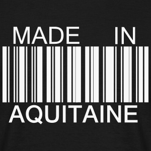 T shirt Made in Aquitaine - T-shirt Homme