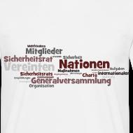Motiv ~ UN-Charta - T-Shirt