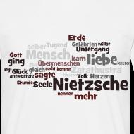 Motiv ~ Friedrich Nietzsche: Also sprach Zarathustra - T-Shirt