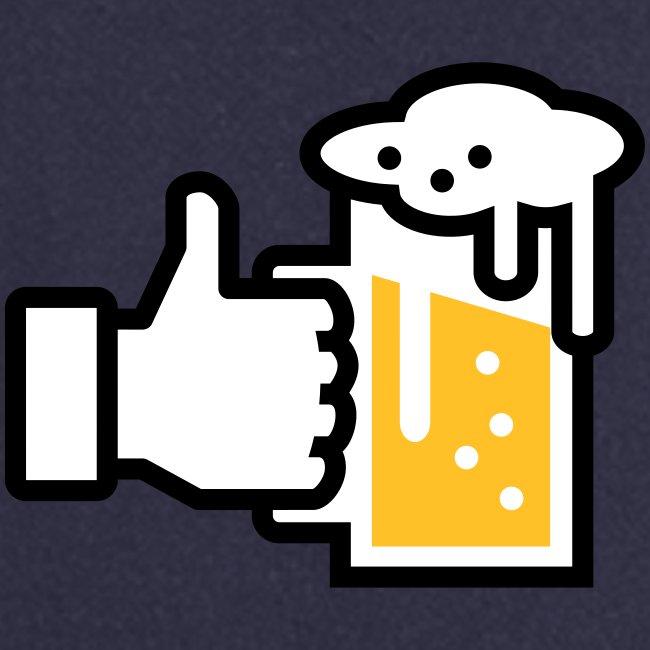 Köchschürze für Bierliebhaber