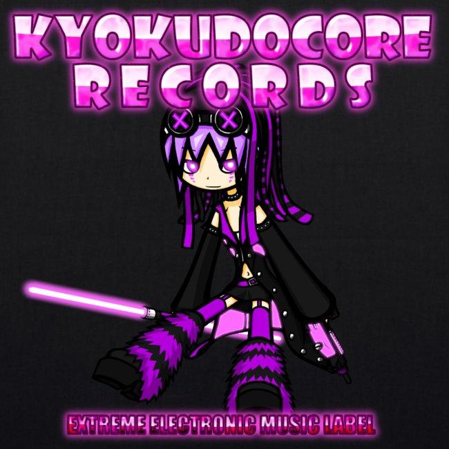 KyokudoCore Records Tote Bag