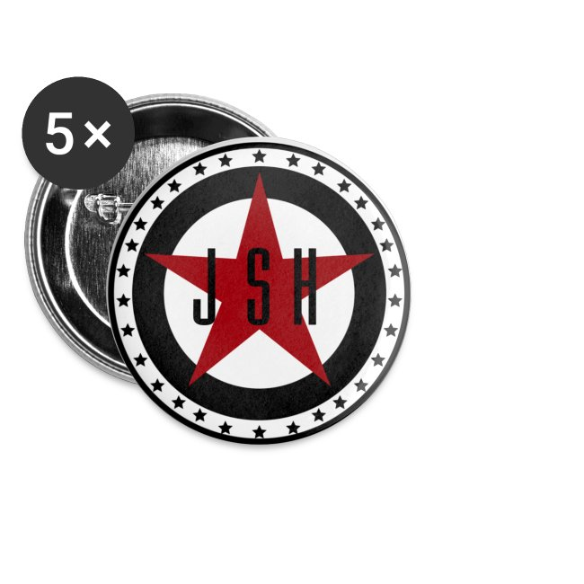 JSH Button Set S Logo #13-rb