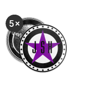 Design ~ JSH Button Set S Logo #13-pb