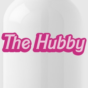 The HUBBY (Husband wife funny) Mugs & Drinkware - Water Bottle