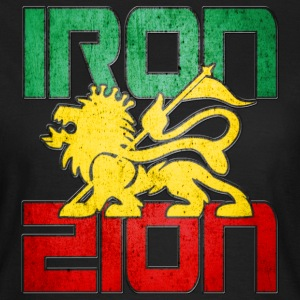 iron lion zion T-Shirts - Women's T-Shirt